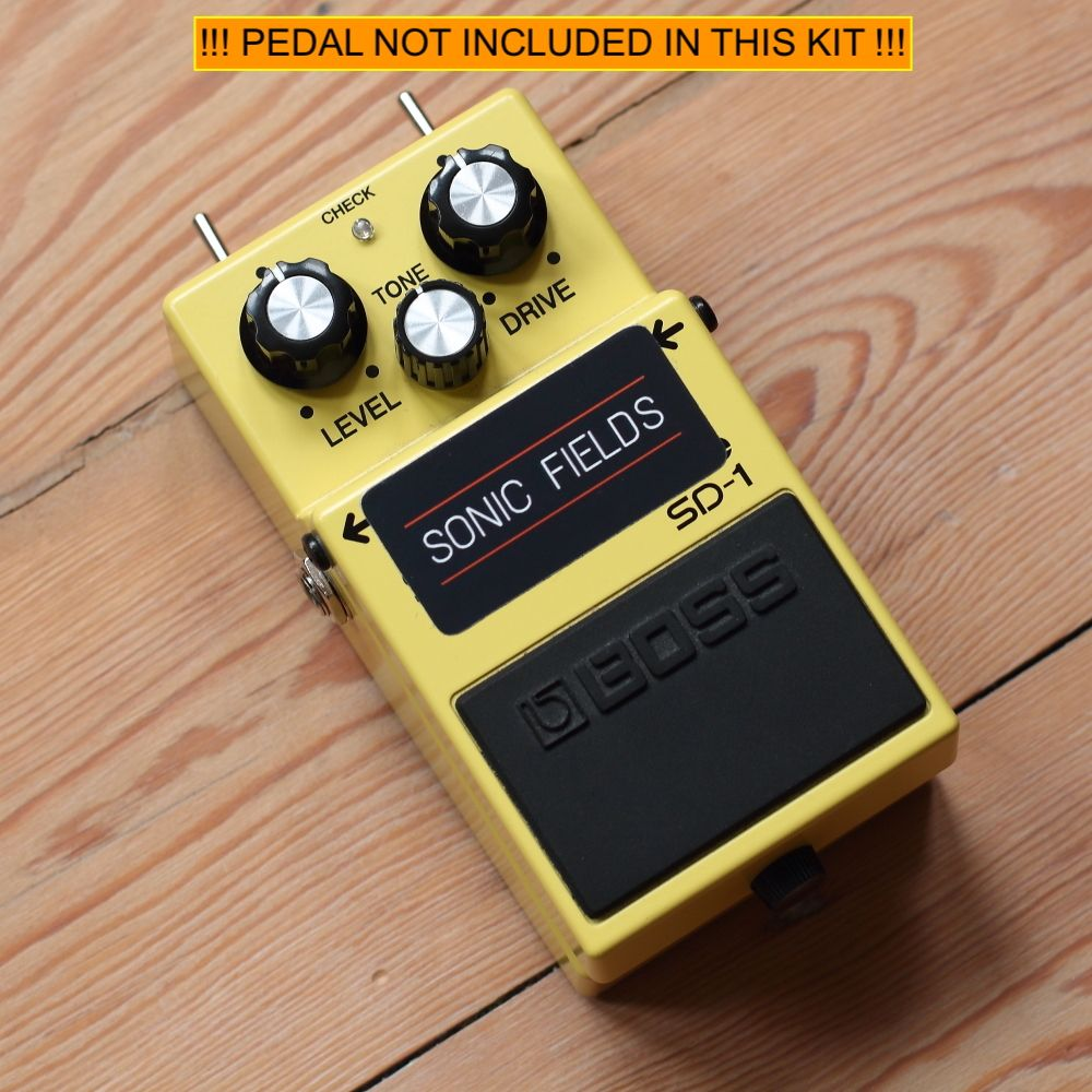 SD-1 Double Cheese Mod