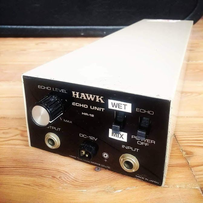 Hawk Spring Reverb modification